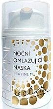 Parfémy, Parfumerie, kosmetika Maska na obličej, noční - Le Chaton Night Rejuvenating Face Mask Platine M