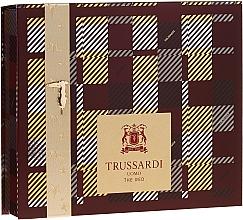 Parfémy, Parfumerie, kosmetika Trussardi Uomo The Red - Sada (edt/50ml + sh/gel/100ml)