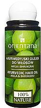 Parfémy, Parfumerie, kosmetika Ajurvédský vlasový olej - Orientana Amla & Bhringraj Ayurvedic Hair Oil