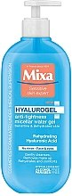 Parfémy, Parfumerie, kosmetika Micelární gel na obličej pro velmi suchou plet' - Mixa Hyalurogel Micellar Gel For Sensitive Very Dry Skin