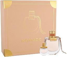 Parfémy, Parfumerie, kosmetika Chloe Nomade - Sada (edp/50ml + edp/mini/5ml)