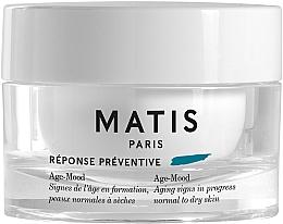 Parfémy, Parfumerie, kosmetika Krém proti stárnutí pro normální až suchou pleť - Matis Reponse Preventive Age-Mood