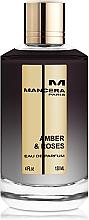 Parfémy, Parfumerie, kosmetika Mancera Amber & Roses - Parfémovaná voda