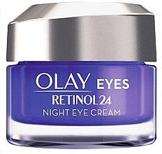 Parfémy, Parfumerie, kosmetika Noční krém na oči - Olay Regenerist Retinol24 Nigh Eye Cream