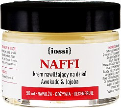 """Parfémy, Parfumerie, kosmetika Hydratační krém """"Avocado a Jojoba"""" - Iossi NAFFI Cream"""