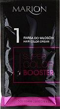 Barva na vlasy - Marion Super Color Booster — foto N4