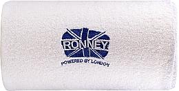 Parfémy, Parfumerie, kosmetika Profesionální podložka pro manikúru, bílá - Ronney Professional Armrest For Manicure
