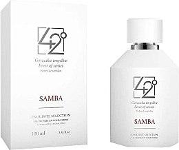 Parfémy, Parfumerie, kosmetika 42° by Beauty More Samba - Parfémovaná voda
