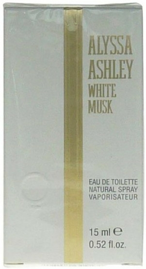 Alyssa Ashley White Musk - Toaletní voda — foto N5