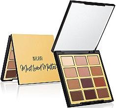 Parfémy, Parfumerie, kosmetika Paleta očních stínů - Milani Eyeshadow Palette