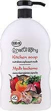 Parfémy, Parfumerie, kosmetika Tekuté mýdlo na ruce Kuchyňské - Bluxcosmetics Naturaphy Hand Soap