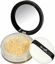 Parfémy, Parfumerie, kosmetika Poloprůhledný pudr - Barry M Ready Set Smooth Banana Powder