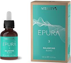 Parfémy, Parfumerie, kosmetika Normalizující koncentrát - Vitality's Epura Balancing Blend