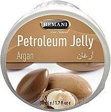 Parfémy, Parfumerie, kosmetika Vazelína s arganovým olejem - Hemani Petroleum Jelly With Argan