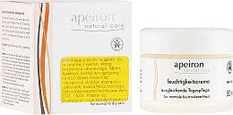 Parfémy, Parfumerie, kosmetika Hydratační denní krém pro normální až suchou pleť - Apeiron Moisturizing Cream