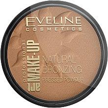 Parfémy, Parfumerie, kosmetika Kompaktní pudr bronzující - Eveline Cosmetics Art Professional