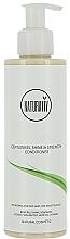 """Parfémy, Parfumerie, kosmetika Kondicionér na vlasy """"Lesk a posilování"""" - Naturativ Getleness Shine&Strength Conditioner"""