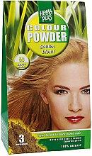 Parfémy, Parfumerie, kosmetika Barva na vlasy na základě henny - Henna Plus Colour Powder
