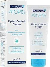 Parfémy, Parfumerie, kosmetika Hydratační krém na obličej a tělo - Novaclear Atopis Hydro-Control Cream
