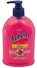 Parfémy, Parfumerie, kosmetika Tekuté mýdlo Růže - Achem Soap