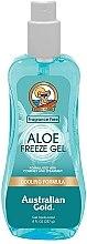 Parfémy, Parfumerie, kosmetika Chladící gel na tělo po opalování - Australian Gold Aloe Freeze Gel