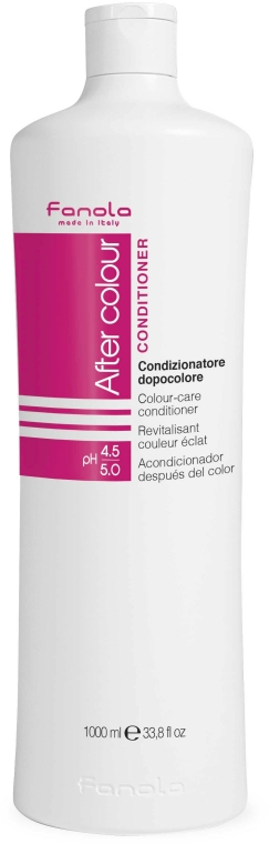 Kondicionér na barvené vlasy - Fanola Colour-Care Conditioner