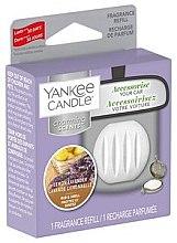 Parfémy, Parfumerie, kosmetika Vůně do auta vyměnitelný blok - Yankee Candle Lemon Lavender
