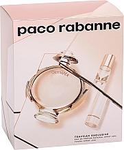 Parfémy, Parfumerie, kosmetika Paco Rabanne Olympea - Sada (edp/80ml + edp/20ml)