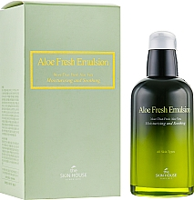Parfémy, Parfumerie, kosmetika Hydratační emulze s extraktem z Aloe - The Skin House Aloe Fresh Emulsion