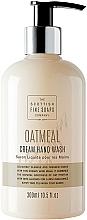 Parfémy, Parfumerie, kosmetika Tekuté mýdlo na ruce - Scottish Fine Soaps Oatmeal Cream Hand Wash