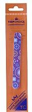Parfémy, Parfumerie, kosmetika Pilník na nehty, 77579, fialový - Top Choice