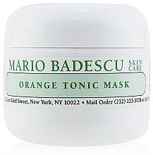 Parfémy, Parfumerie, kosmetika Pleťová maska Pomeranč - Mario Badescu Orange Tonic Mask