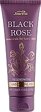 Parfémy, Parfumerie, kosmetika Regenerační krém na ruce s extraktem z černé růže - Joanna Botanicals For Home Spa Regenerating Hand Cream Black Rose