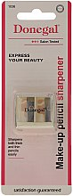 Parfémy, Parfumerie, kosmetika Dvojité ořezávátko na tužky,1036, bílé - Donegal
