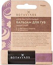 Parfémy, Parfumerie, kosmetika Ochranný balzám na rty s oleji kokosu a kamélie - Botavikos Lip Balm