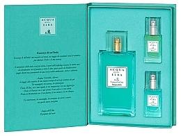 Parfémy, Parfumerie, kosmetika Acqua Dell Elba Acqua - Sada (edp/100ml+edp/mini/15ml+edp/mini/15ml)