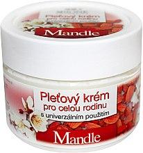 Parfémy, Parfumerie, kosmetika Univerzální rodinný krém - Bione Cosmetics Mandle Cream