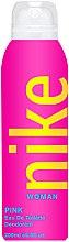 Parfémy, Parfumerie, kosmetika Nike Pink Woman - Deodorant