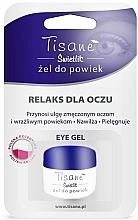 Parfémy, Parfumerie, kosmetika Gel na oční víčka - Farmapol Tisane Swietlik Eye Gel