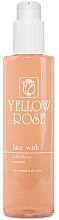 Parfémy, Parfumerie, kosmetika Čisticí gel pro normální až suchou pokožku s květinovými výtažky - Yellow Rose Face Wash With Flower Extracts