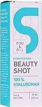 Parfémy, Parfumerie, kosmetika Pleťové sérum s kyselinou hyaluronovou - You and Oil Beauty Shot Hyaluronic Acid
