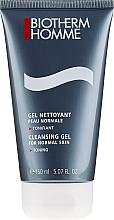 Parfémy, Parfumerie, kosmetika Čisticí tonizační gel pro normální plet' - Biotherm Homme Gel Nettoyant