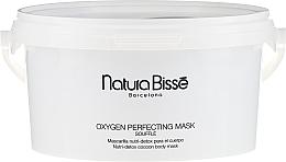 Parfémy, Parfumerie, kosmetika Výživná detoxikační tělová maska - Natura Bisse Oxygen Perfecting Mask Soufle