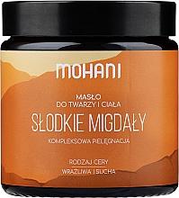 "Parfémy, Parfumerie, kosmetika Olej na obličej a tělo ""Mandle"" - Mohani Almond Rich Batter"
