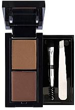 Parfémy, Parfumerie, kosmetika Sada na obočí - Flormar Eyebrow Design Kit