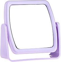 Parfémy, Parfumerie, kosmetika Kosmetické zrcadlo 85727, čtvercové, šeříkové - Top Choice Beauty Collection Mirror
