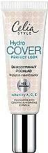 Parfémy, Parfumerie, kosmetika Make-up - Celia Hydro Cover Perfect Look
