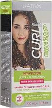 Parfémy, Parfumerie, kosmetika Krém-gel pro kadeře - Kativa Keep Curl Superfruit Active