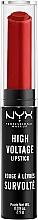 Parfémy, Parfumerie, kosmetika Rtěnka - NYX Professional Makeup High Voltage Lipstick