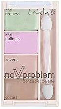 Parfémy, Parfumerie, kosmetika Paleta korektorů - Lovely No Problem Corector